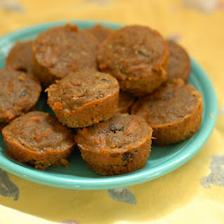 Carrot Muffins.