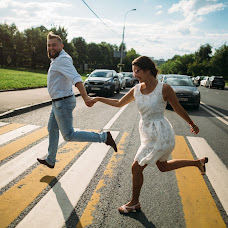 Wedding photographer Dmitriy Ochagov (Ochagov). Photo of 19.09.2017