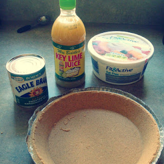 Mary's Easy Key Lime Pie
