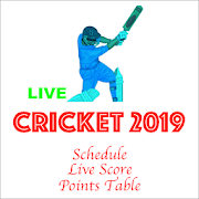 Cricket Schedule 2019