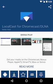 Cast Store for Chromecast Apps Screenshot 9