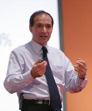 Photo: Futurist keynote speaker Patrick Dixon