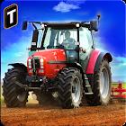 Farm Tractor Simulator 3D icon