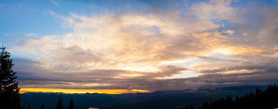 Photo: Horizon Mt Shasta