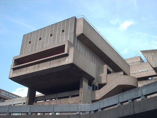 Photo Hayward Gallery
