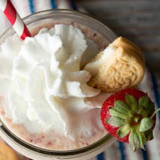Strawberry Short Shake.