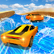 Mega Waterslide Racing Car:super Water park APK