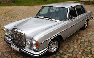 Mercedes-Benz 300 SEL 3.5 Rent Brandenburg