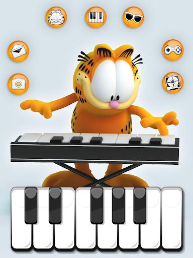 Talking Garfield screenshots 7