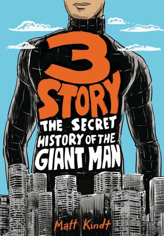 3 Story: The Secret History of the Giant Man (2018)