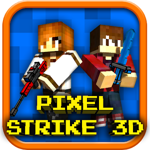 Pixel Strike 3D for PC and MAC