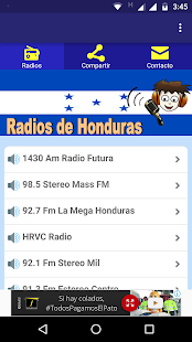 Honduras Live Radio - náhled
