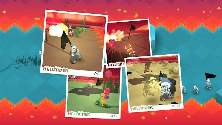 Hellrider screenshot