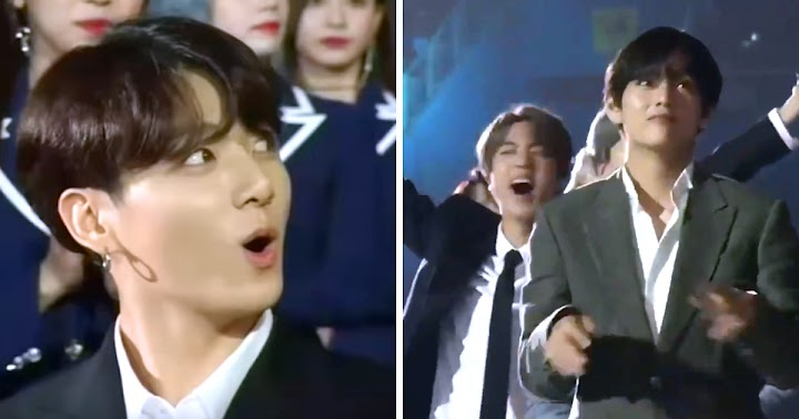 BTS's Reactions To Their