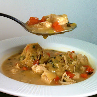 Herbed Chicken & Dumplings.