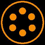 Stamped Orange SL Theme 1.1