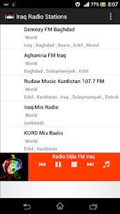Iraq Radio Stations - náhled