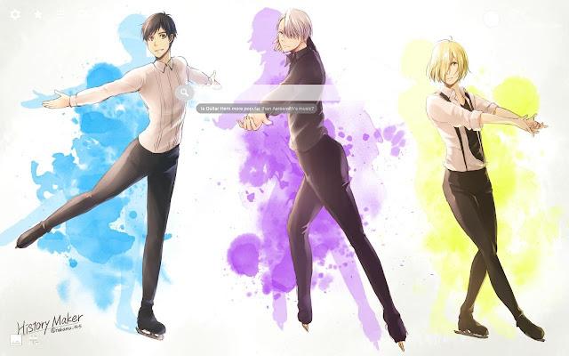 Yuri on Ice Wallpaper & Yuri On Ice Theme