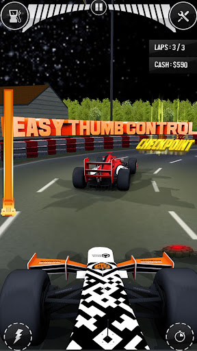 Real Thumb Car Racing 2.6 screenshots 5
