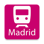 Madrid Rail Map
