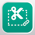 Snipping tool - Capture screenshot icon