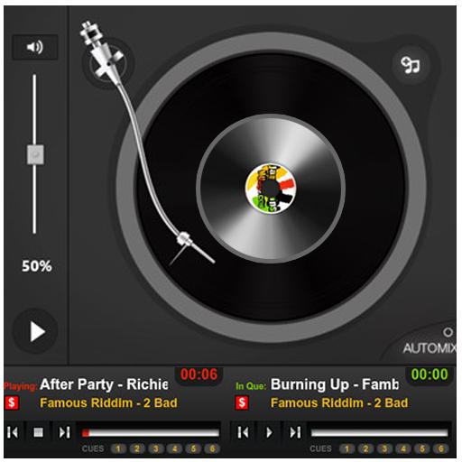 DJ Mp3 Player Mixer