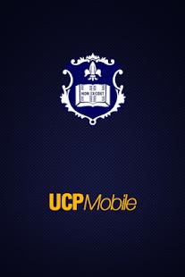 UCP Mobile - náhled