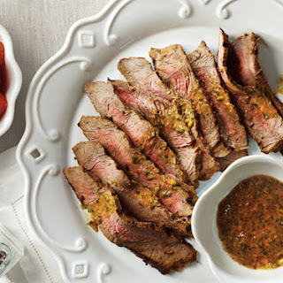 Ginger Chili Sauce Steak Recipes