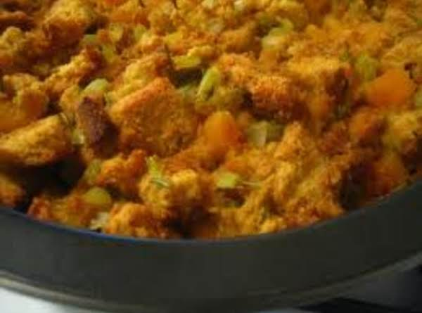 Grandma Goldies Cornbread Dressing Recipe