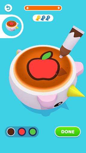 Télécharger Gratuit Café 3D apk mod screenshots 3