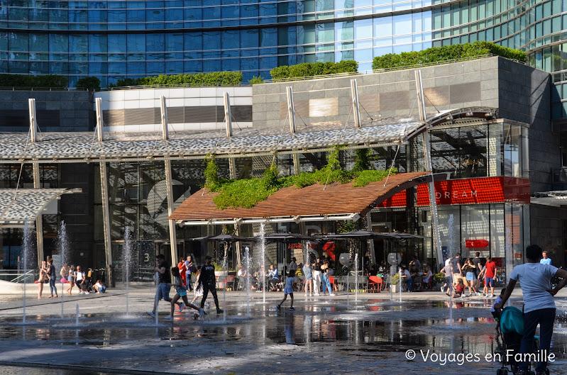 Milan Piazza Gae Aulenti