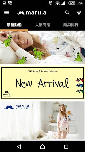 maru.a : 日韓潮流女裝