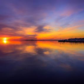 by Linda Brown - Landscapes Sunsets & Sunrises