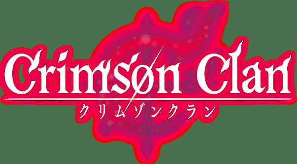 『クリムゾン クラン』ロゴ