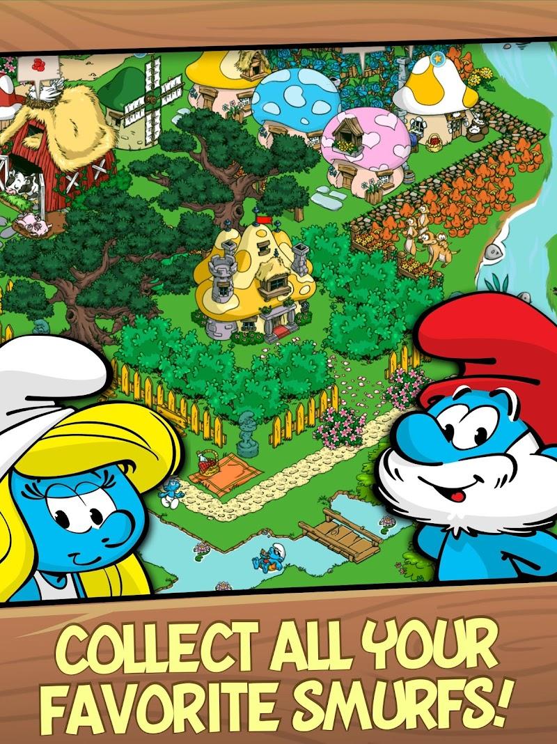 Smurfs' Village Screenshot 8