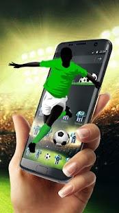 Football game star theme - náhled