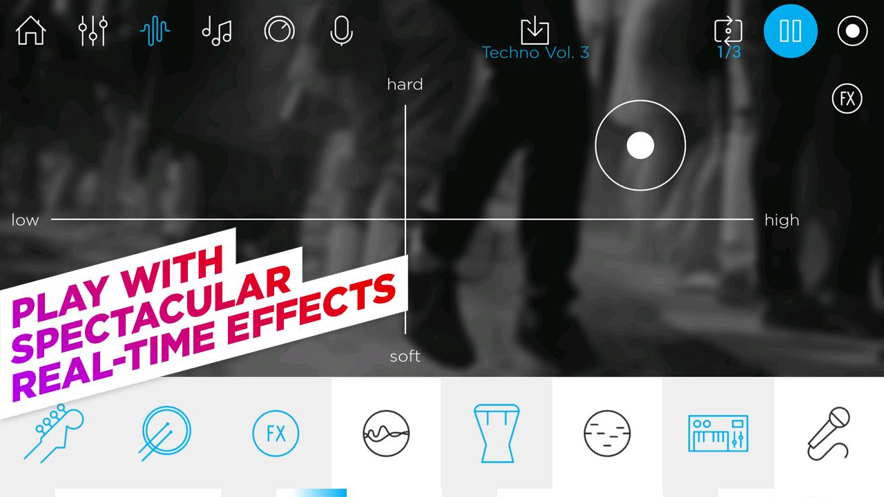 Music Maker Jam- screenshot