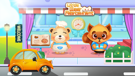 Little Bear Restaurant  {cheat hack gameplay apk mod resources generator} 4