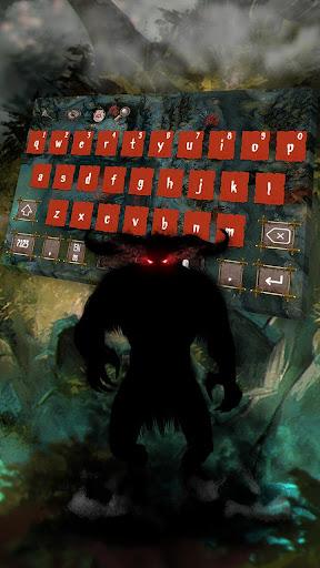Download All Rampage Dotka Game Keyboard Theme 1