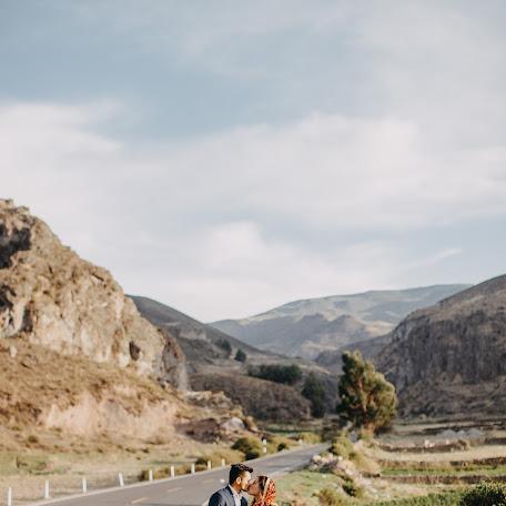 Fotógrafo de bodas Hans Rivadeneira (hansandroxes). Foto del 17.02.2018