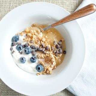Pure and Raw Dairy-Free Coconut Yogurt.