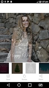 Christmas Photo Frames 2018 - náhled