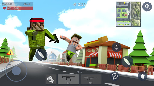 Rules Of Battle: 2020 Online FPS Shooter Gun Games  screenshots 7