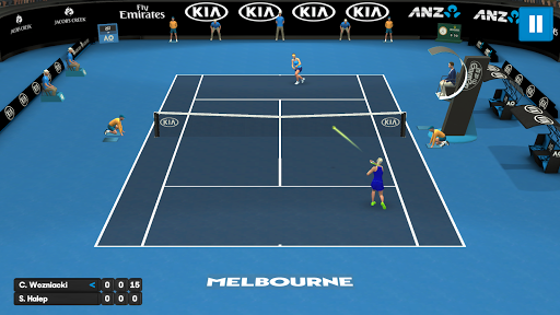 Australian Open Game 1.3.0 screenshots 5
