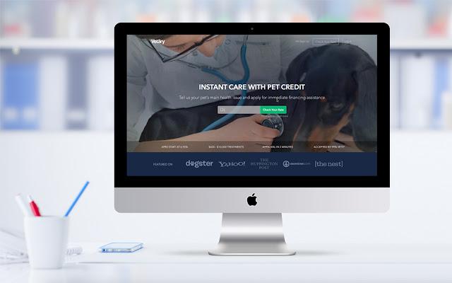 Vetary.com Chrome Extension