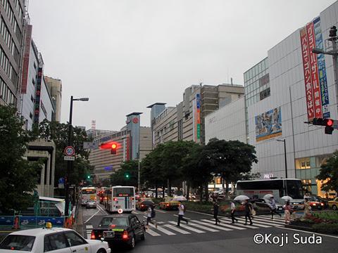 西鉄 4012 福岡天神