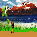 duck shooting game free icon