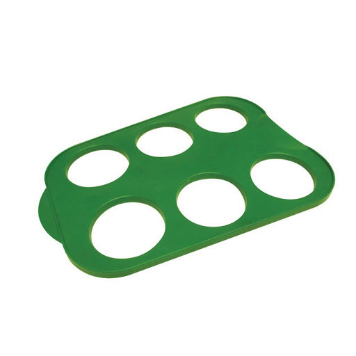 Vending Cup Holder Tray for Printing - Red