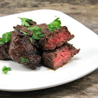 My Favorite Marinated Steak