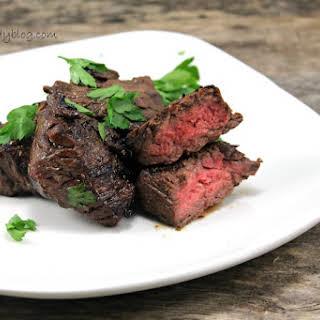 My Favorite Marinated Steak.
